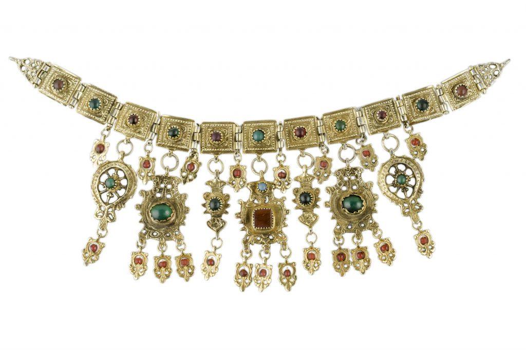 Harháli (necklace), Ioannina, 19th c.