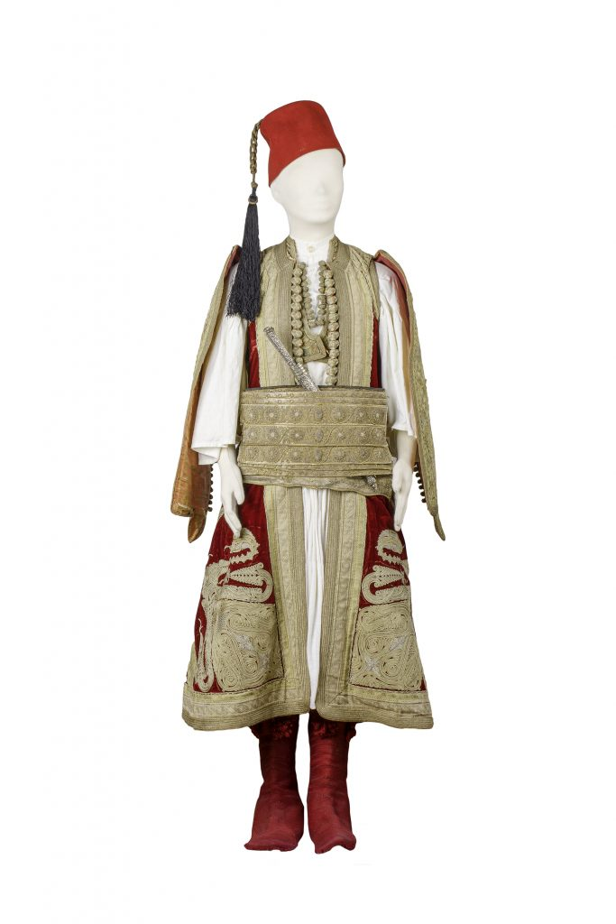 Burgher from Epirus, 19th c.