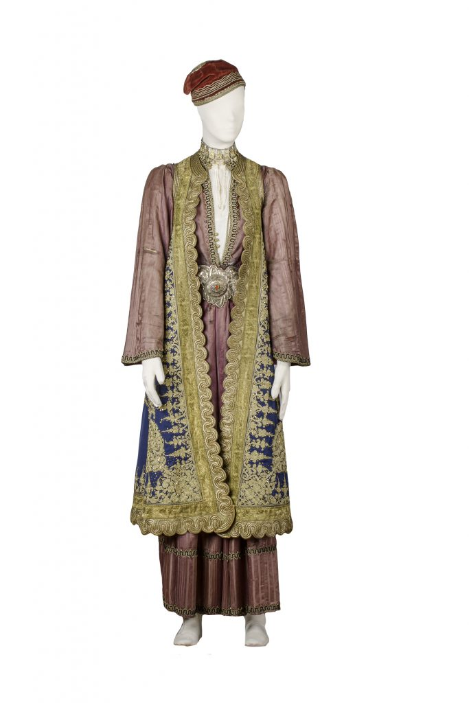 Noblewoman's costume from the Western Balkans, 18th–19th c.