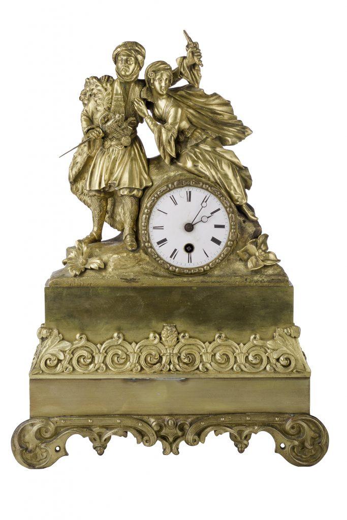 French philhellenic watch, 19th c.