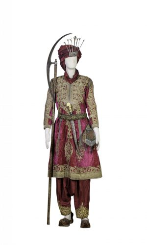 Senior Ottoman official in uniform